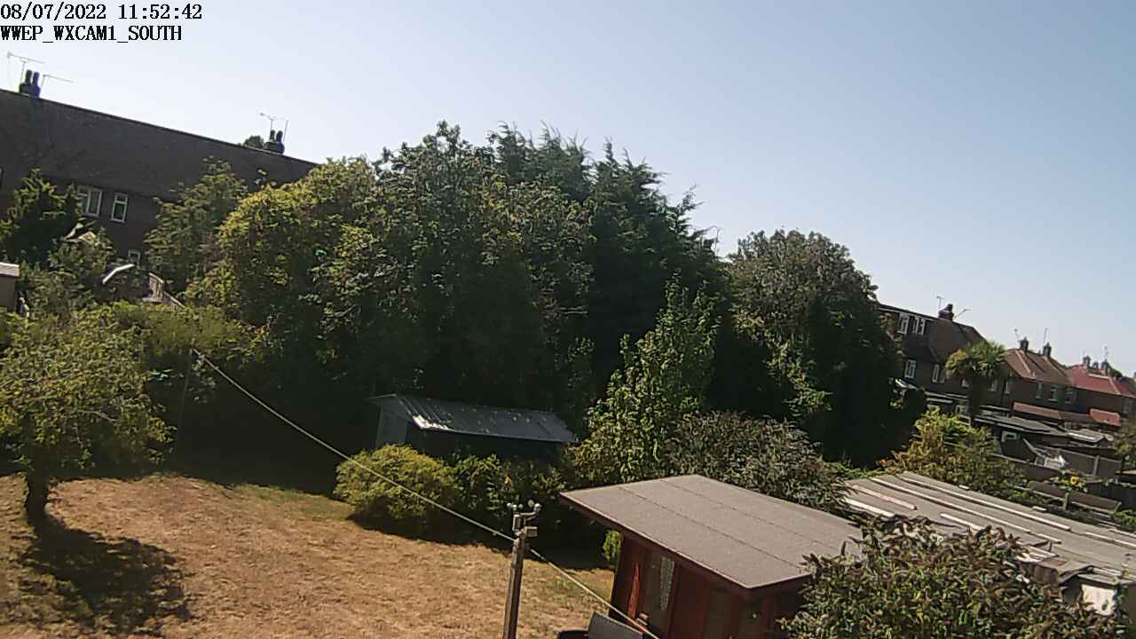 Live Webcam View
